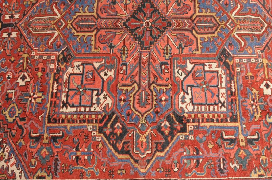 Karaja NW-Iran, um 1910. Im roten Mittelfeld liegt ein - 9