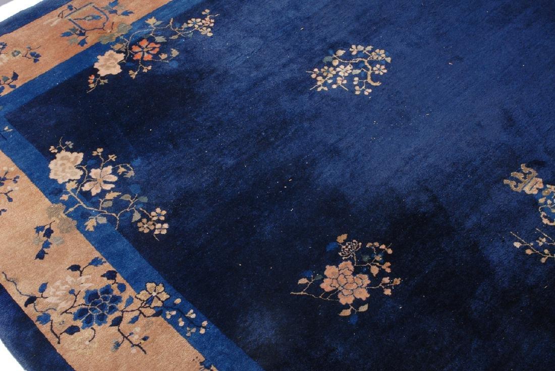Peking China, um 1910. Auf schönem nachtblauen Grund - 10