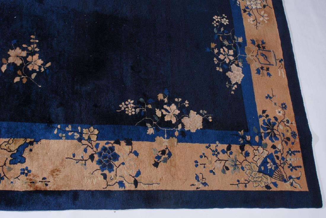 Peking China, um 1910. Auf schönem nachtblauen Grund - 4