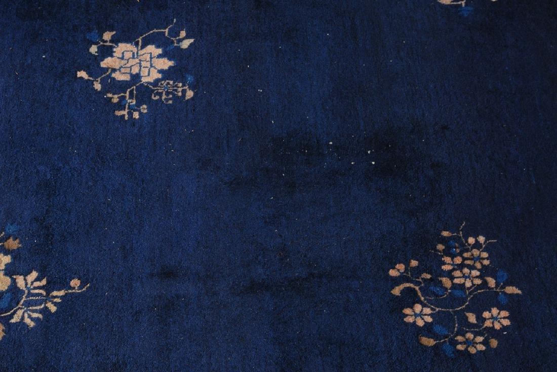 Peking China, um 1910. Auf schönem nachtblauen Grund - 9