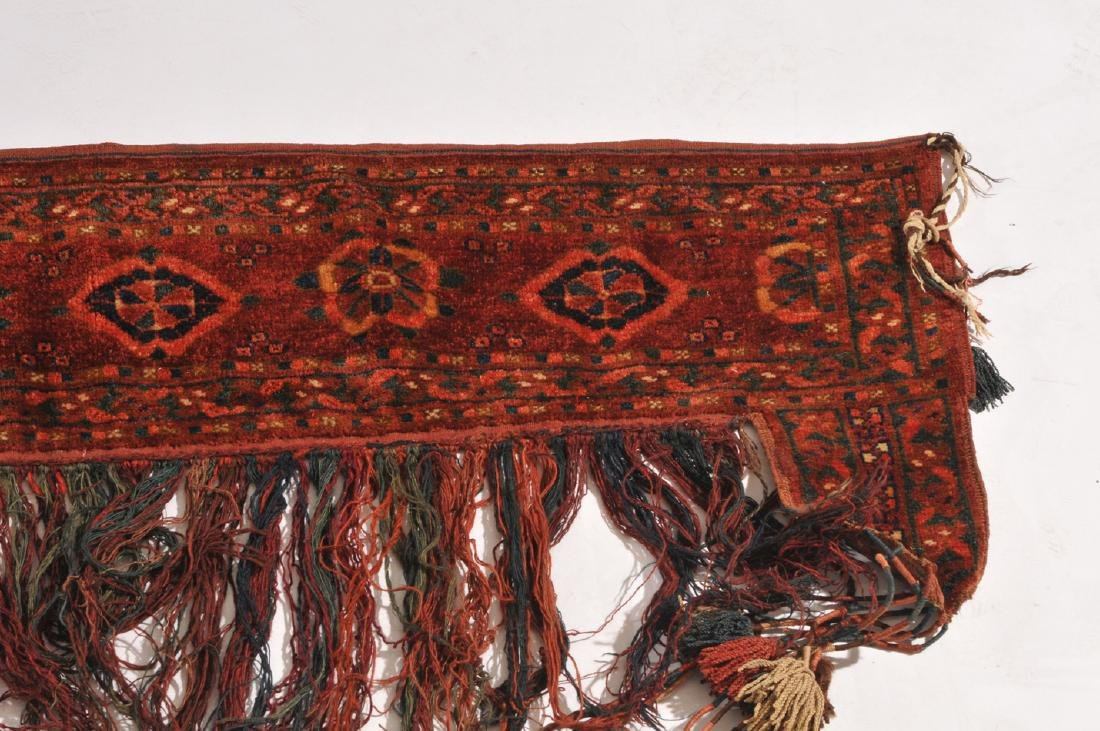 Beshir-Kapunuk N-Afghanistan, um 1900. Gereihte - 2