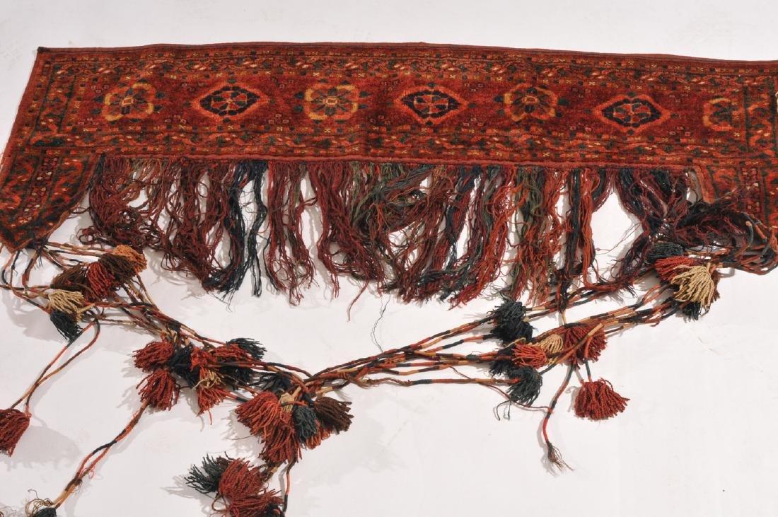Beshir-Kapunuk N-Afghanistan, um 1900. Gereihte - 3