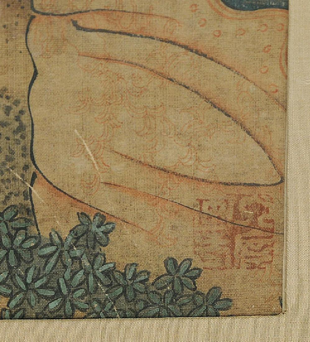 Nach Jiao Bingzhen (1689–1726) China. Tusche und Farbe - 9