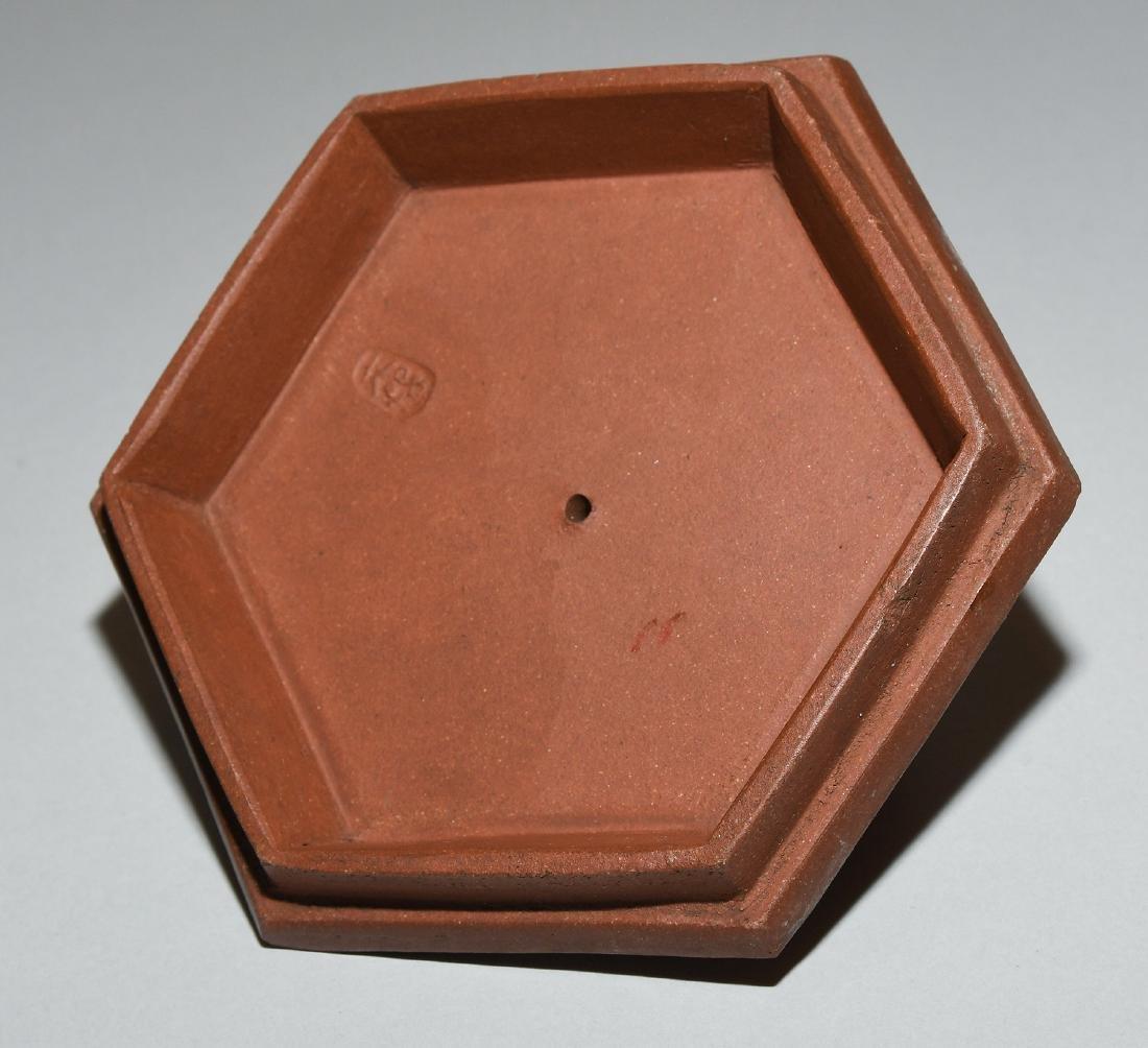 Lot: 2 Teekannen China. Yixing-Keramik. Passige, - 9
