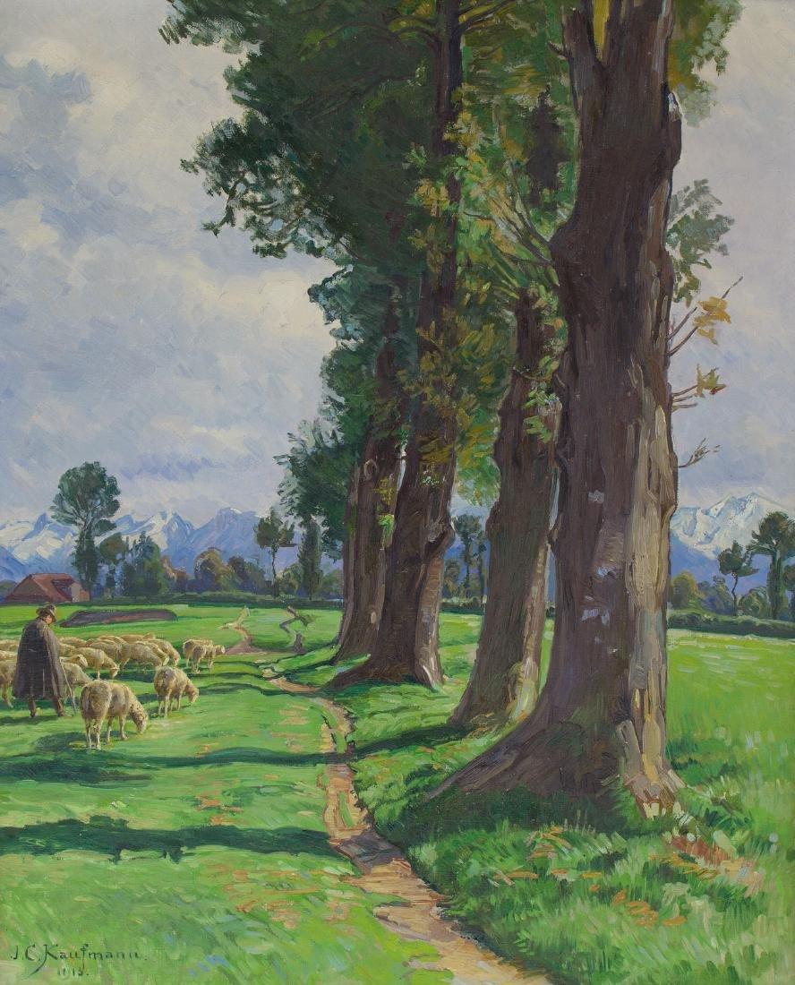 Kaufmann, Josef Klemens (Luzern 1867–1926 Zürich)