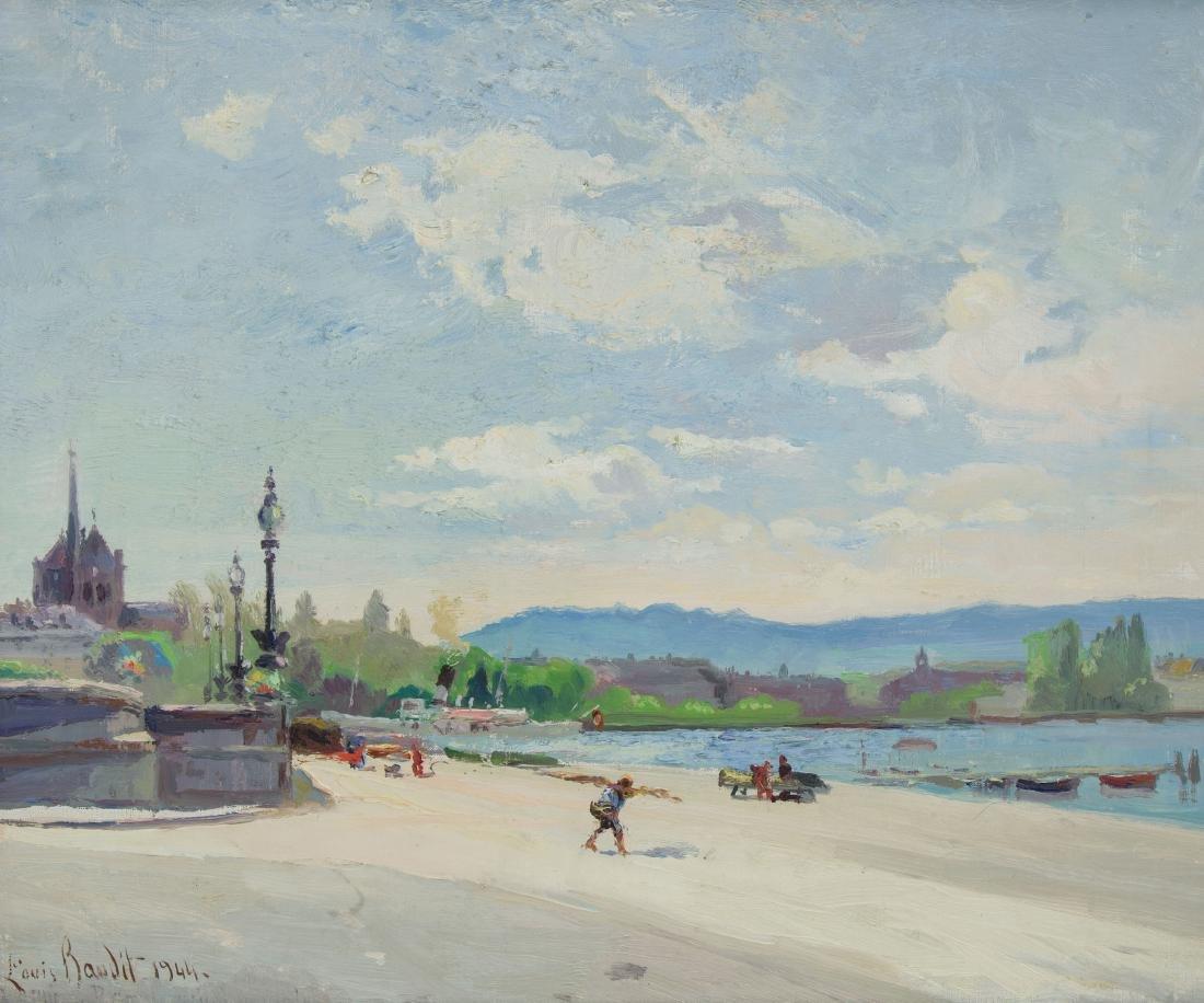 "Baudit, Louis Amédée (Mérignac 1870–1960 Genf) ""Après"