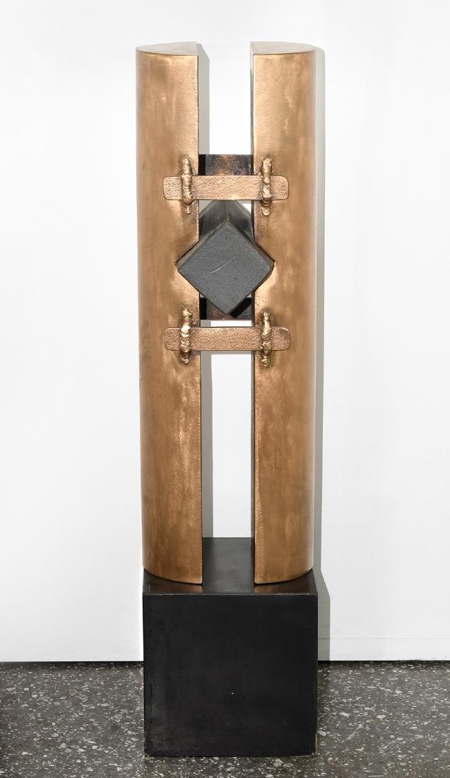 Bucher, André E. (Inhambane 1924–2009 Genf) Ohne Titel.