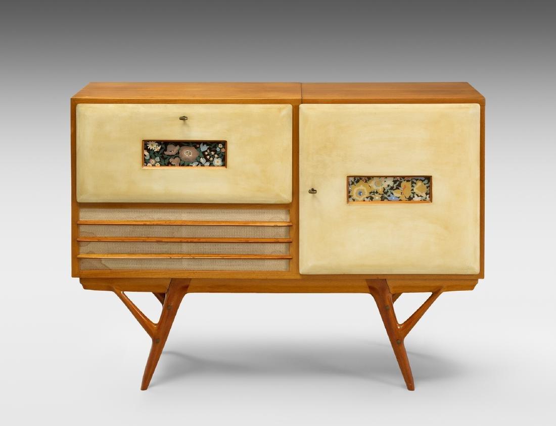 Parisi, Ico und Luisa Sideboard, ca. 1950. Konstruktion