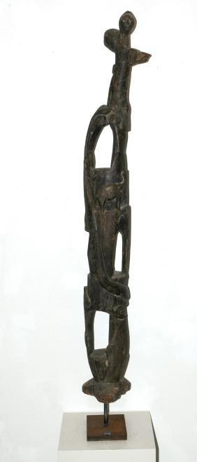 skulptur, stengods, retro, lisa larson (1931-) för, Attraktive mobel