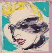 Castelli, Luciano (Luzern 1951) Frauenportrait.