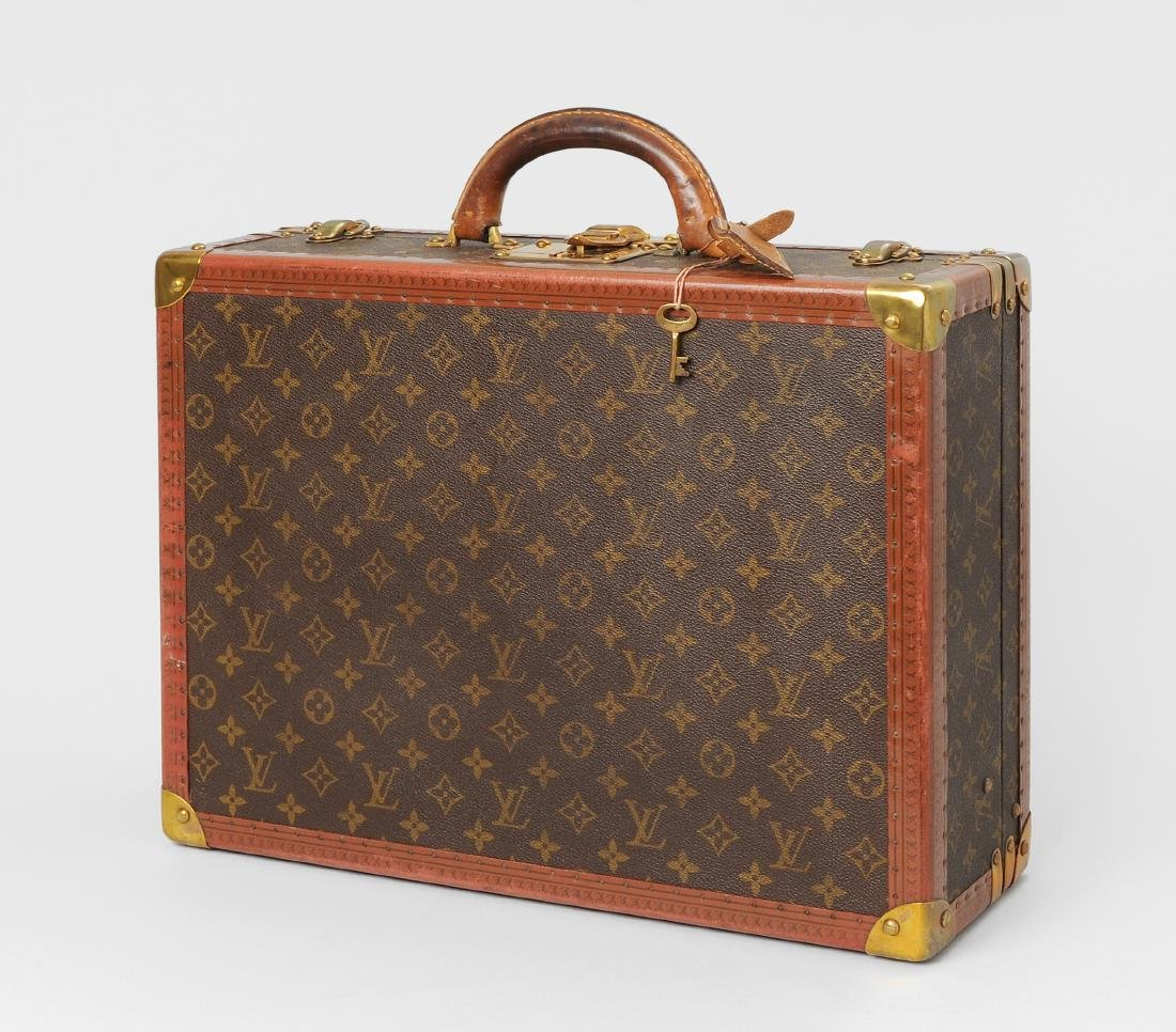 Alter Louis Vuitton Koffer vuitton koffer cotteville 45 monogram canvas
