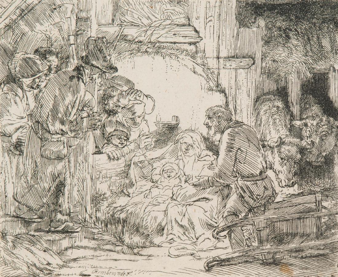 Rembrandt, Harmensz van Rijn (Leiden 1606–1669