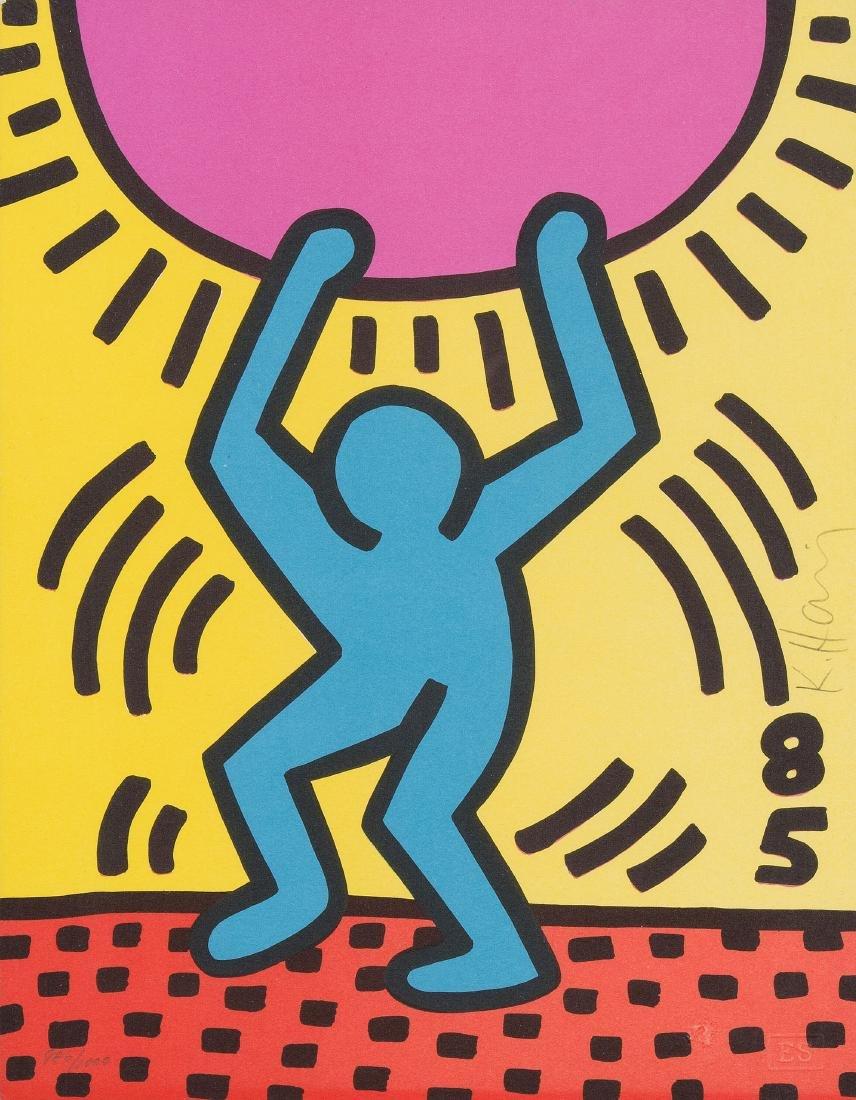 Haring, Keith (Kutztown 1958–1990 New York)