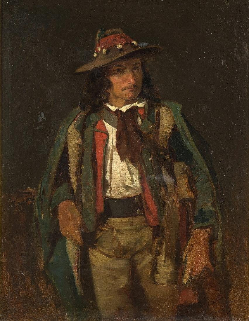 Vautier, Benjamin d.Ae. (Morges 1829–1898 Düsseldorf)