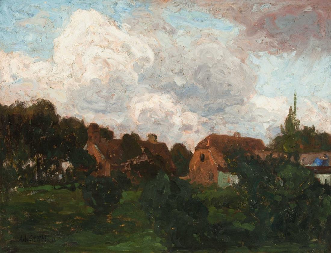 Stäbli, Adolf (Winterthur 1842–1901 München) Nach dem
