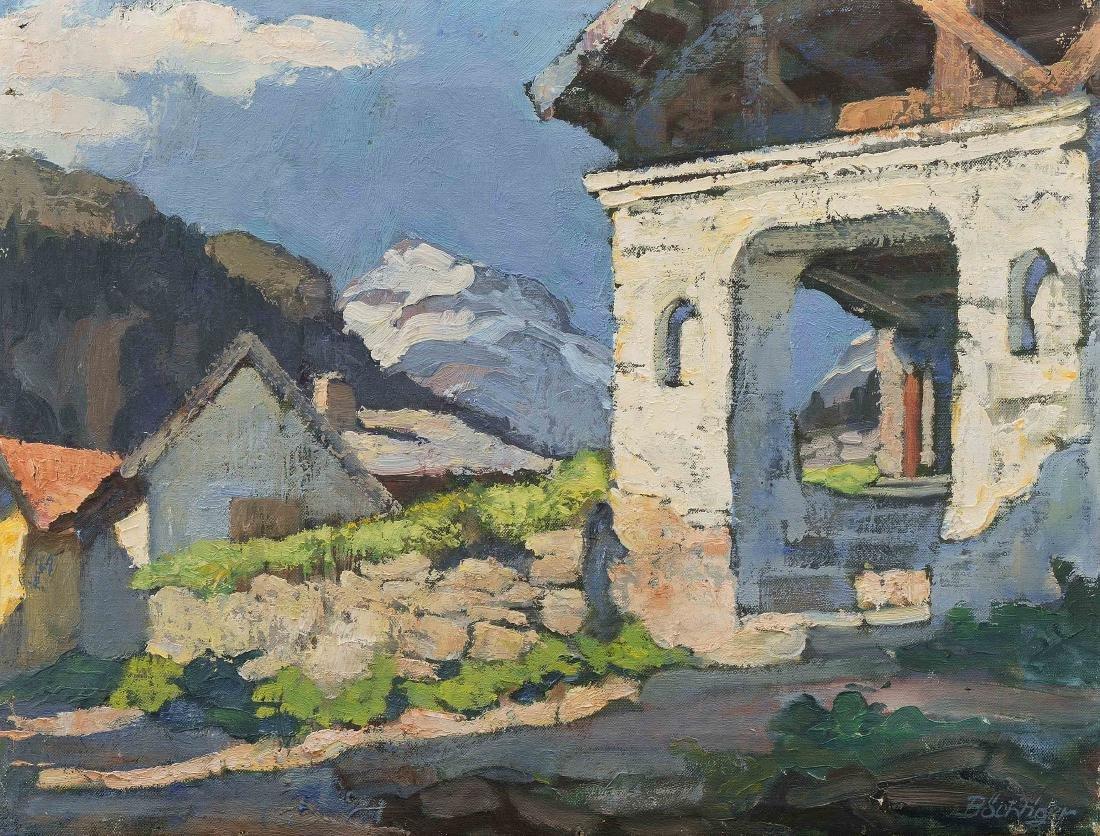 Bächtiger, Augustin Meinrad (Mörschwil 1888–1971