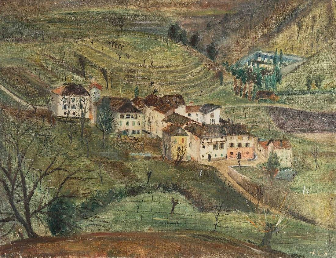 Guggenheim, Alis (Alice) (Lengnau 1896–1958 Zürich)