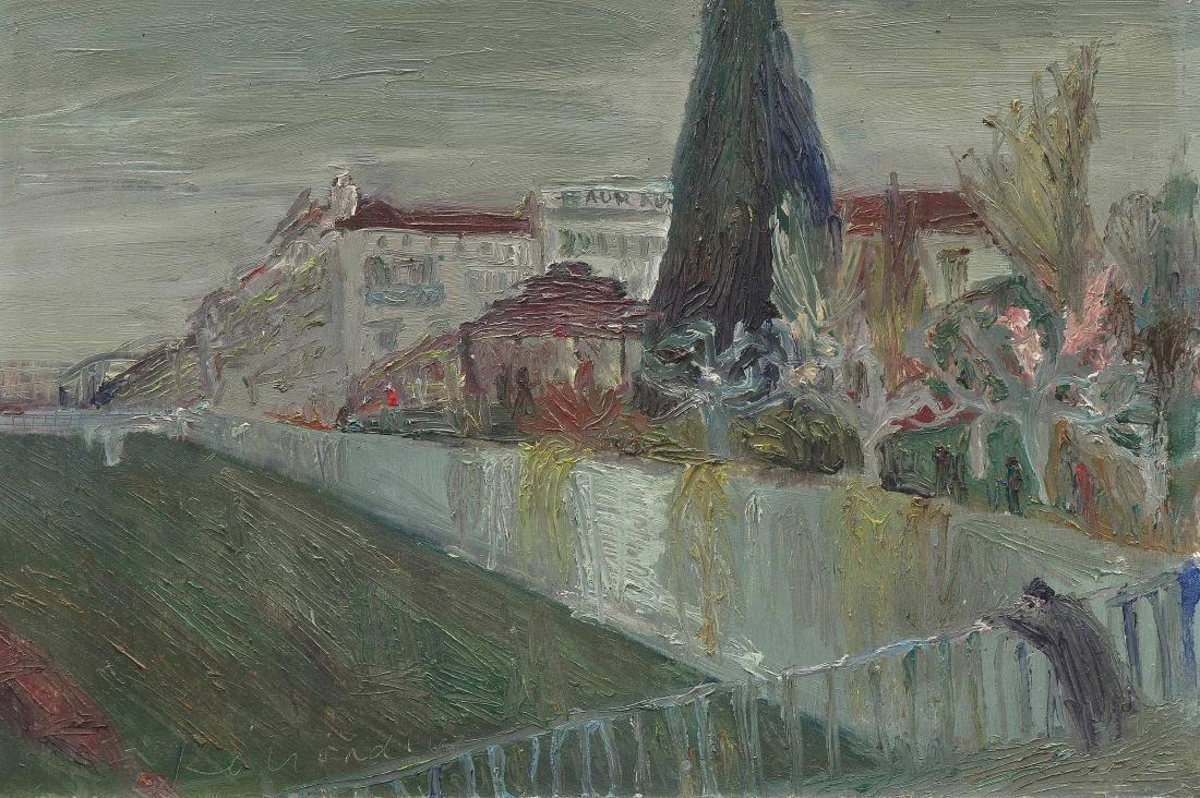 Konrad, Robert (Zürich 1926–1951 Bedano) Blick vom