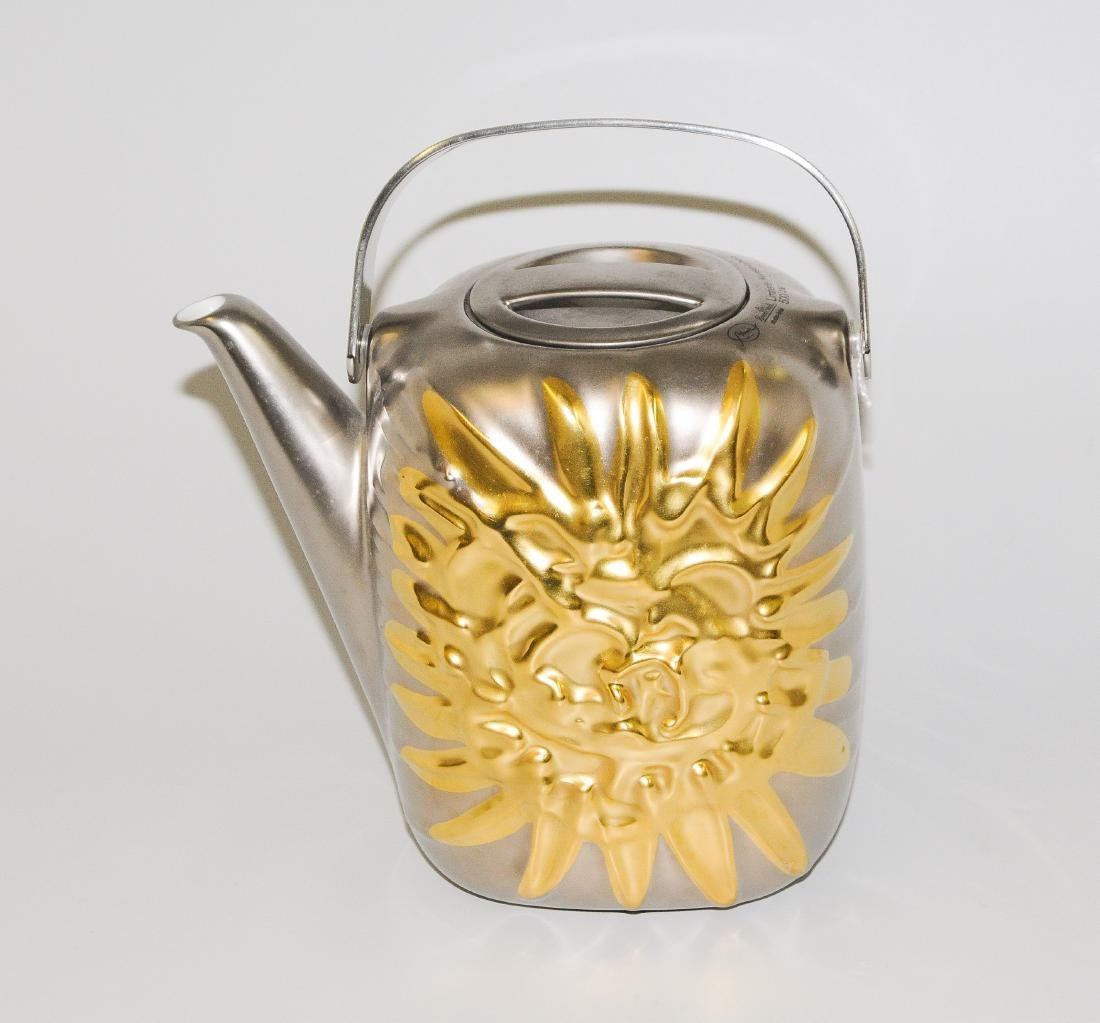 Kaffeekanne, Rosenthal Entwurf: Timo Sarpaneva u. Otto