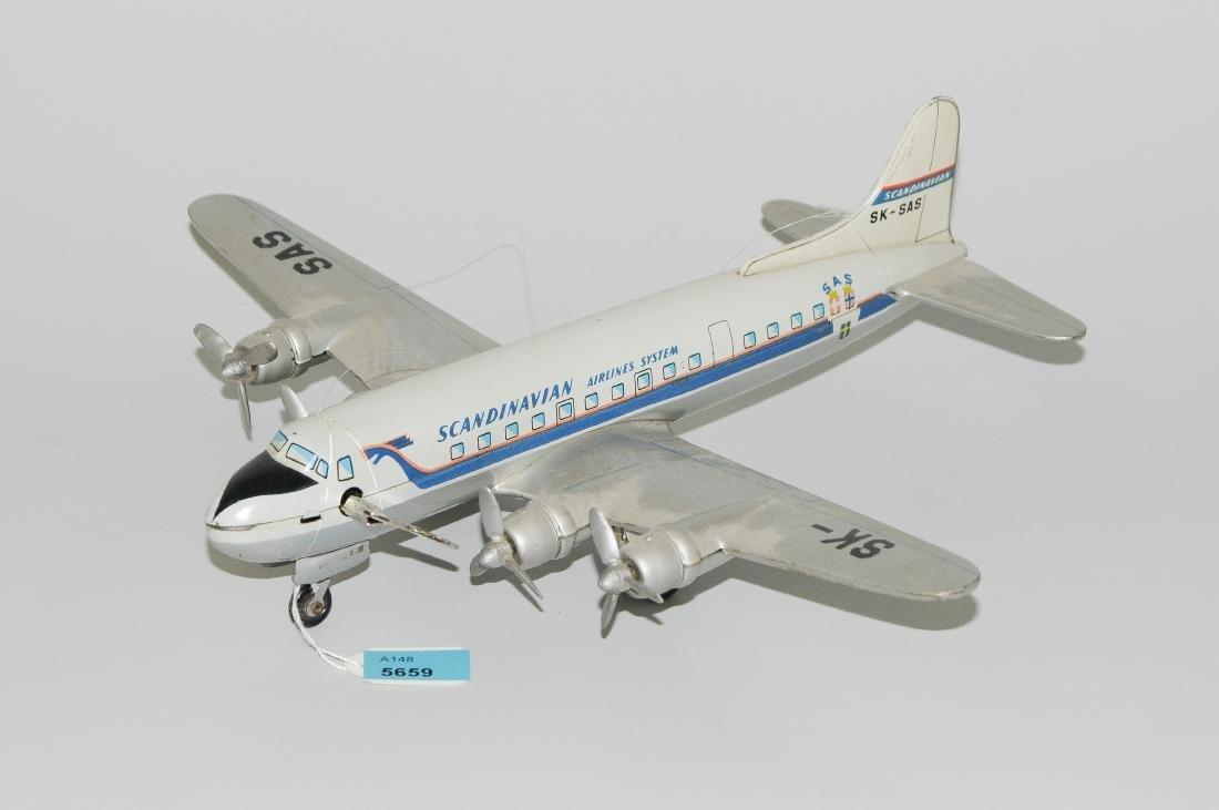 """Arnold-Flugzeug Deutschland, 1950/60er Jahre. """"SK-SAS,"""