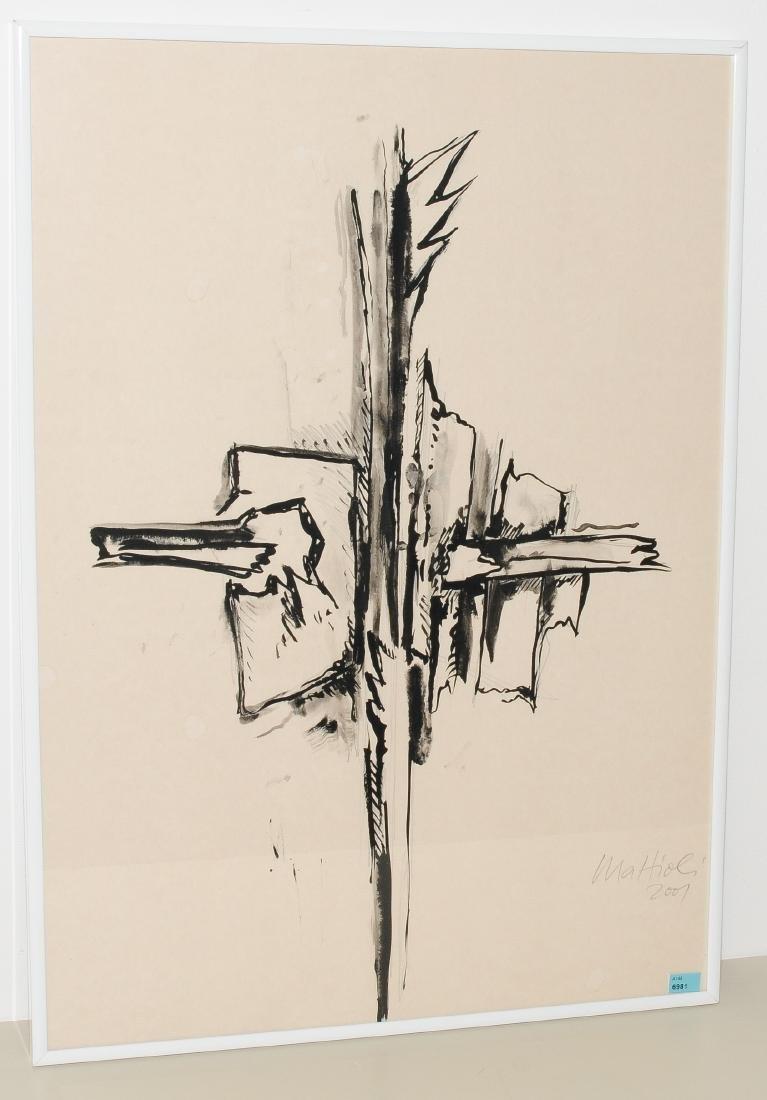 Mattioli, Silvio (Winterthur 1929–2011 Zürich) Figur.