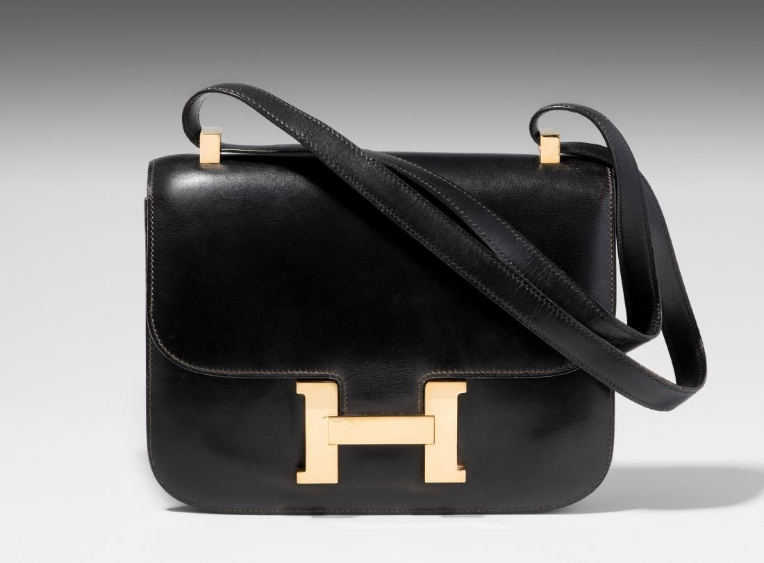 """Hermès, Handtasche """"Constance"""" Gemarkt Hermès Paris"""