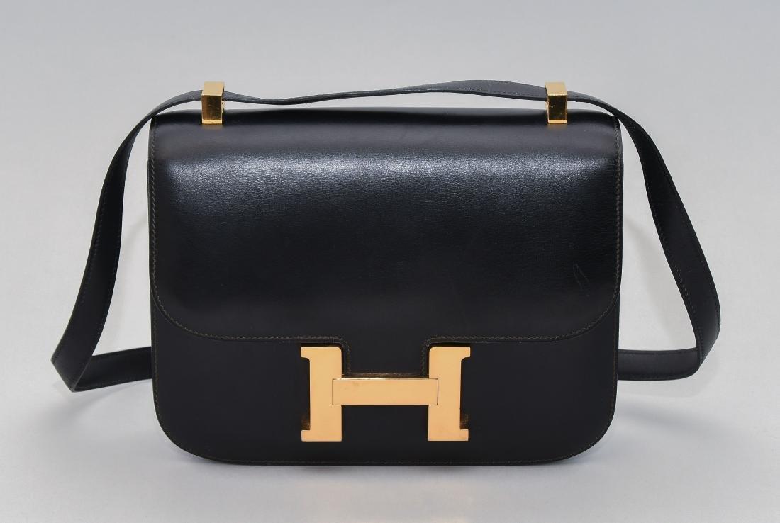 """Hermès, Handtasche """"Constance"""" Gemarkt Hermès Paris - 2"""