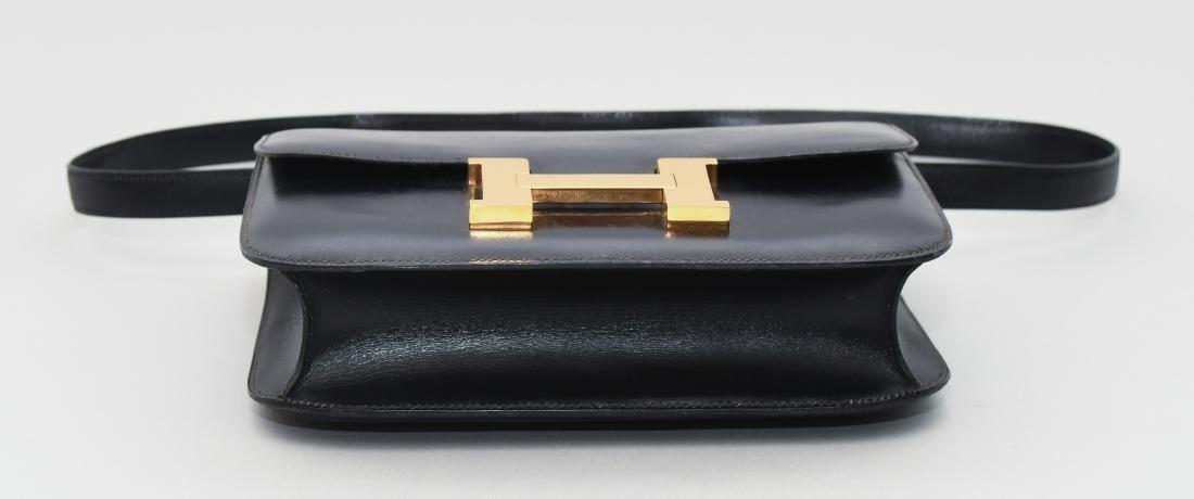 """Hermès, Handtasche """"Constance"""" Gemarkt Hermès Paris - 7"""