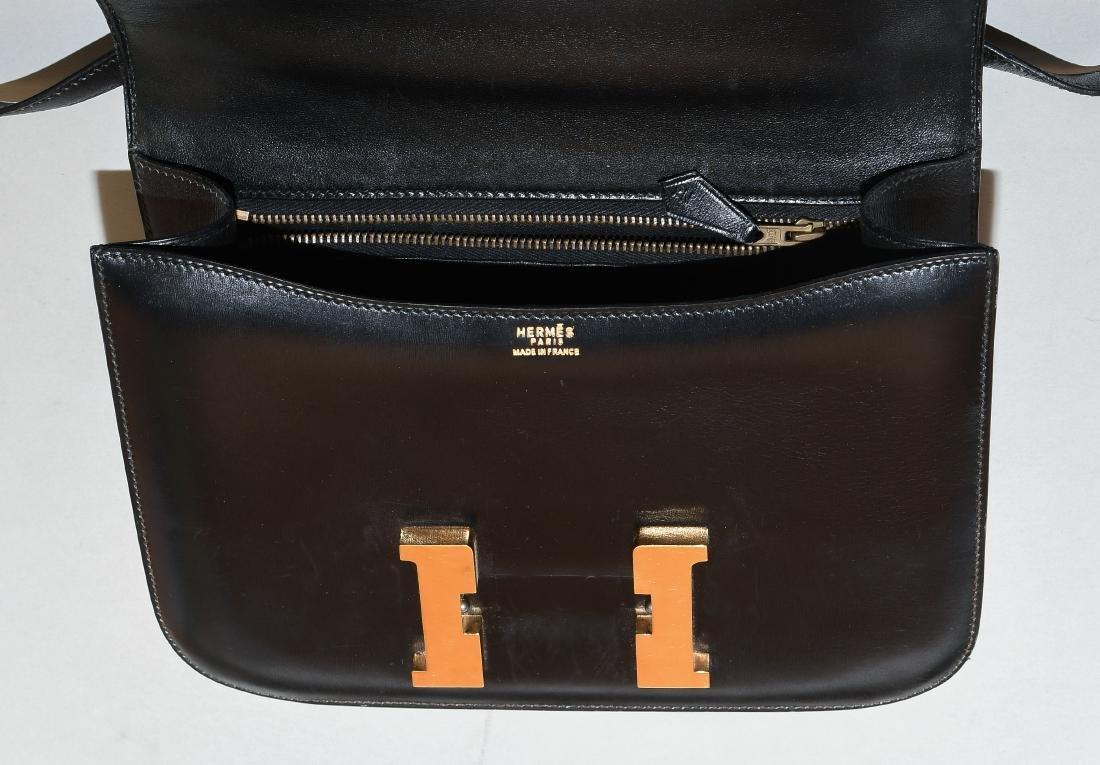 """Hermès, Handtasche """"Constance"""" Gemarkt Hermès Paris - 8"""