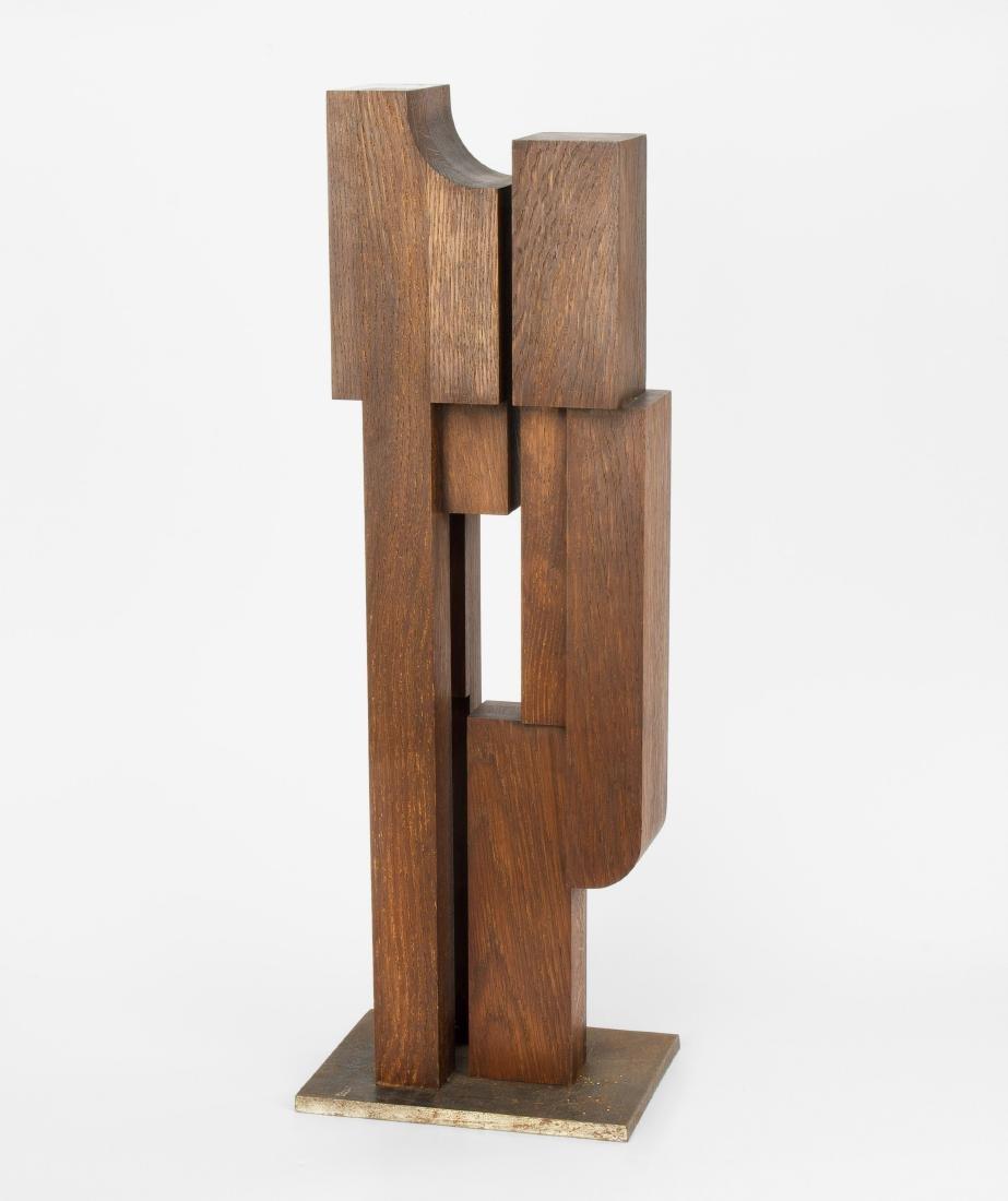 Stoeckli, Felix (Aarau 1926–1999 Eichberg) Stele. 1975.