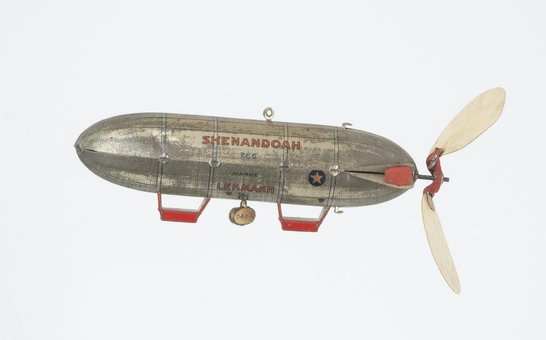 """Lehmann-Luftschiff """"SHENANDOAH"""" Deutschland, um 1925,"""