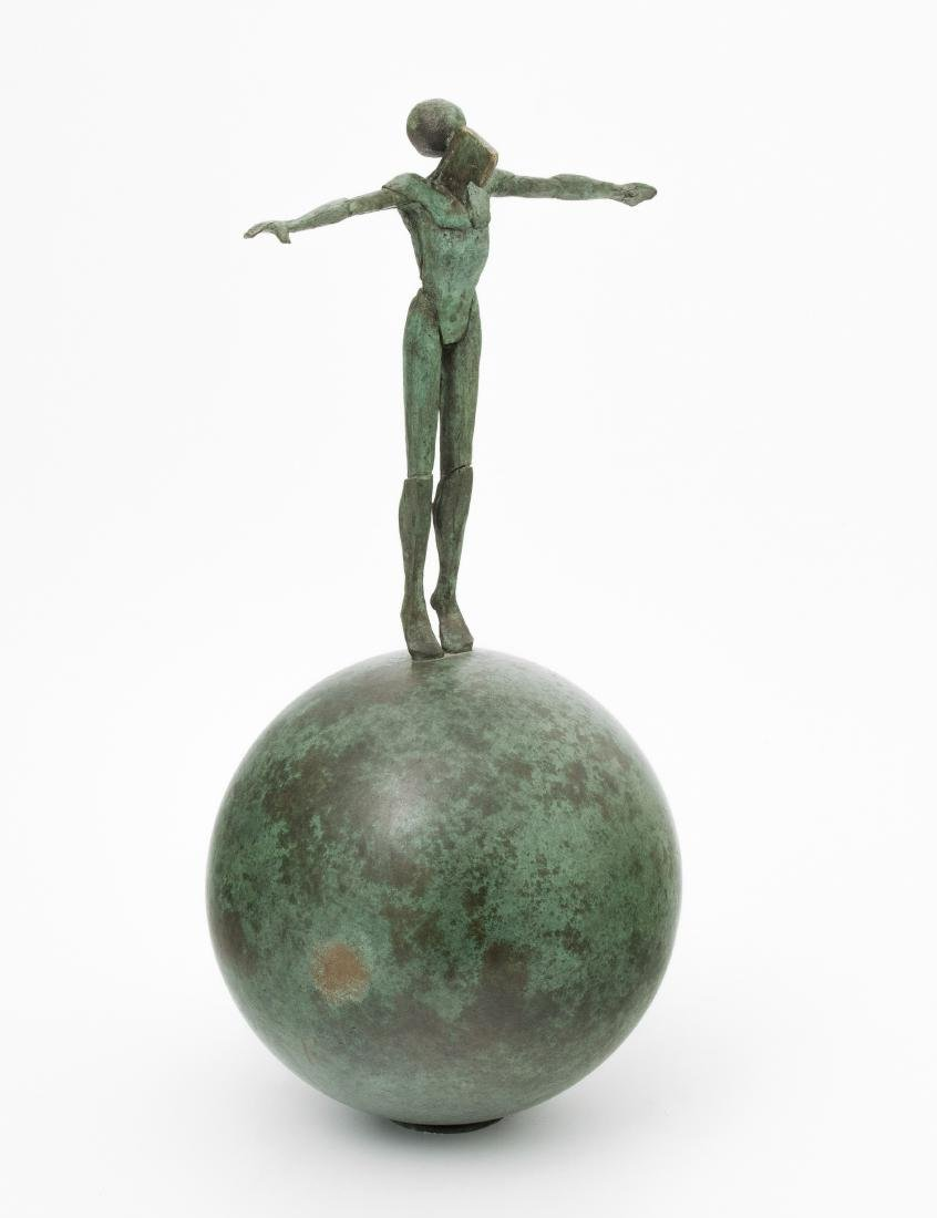 Ustinov, Igor (London 1956) Der Retter der Welt.