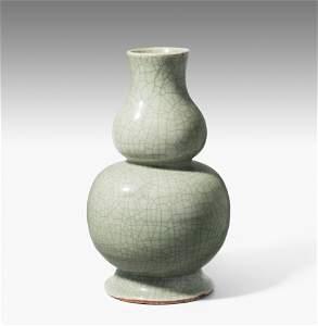 Kalebassen-Vase