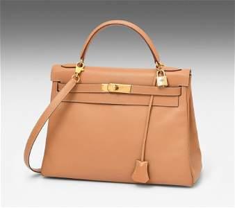 """Hermès, Handtasche """"Kelly retourné"""" 32 cm"""