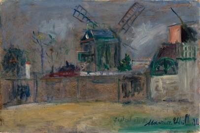 Utrillo, Maurice