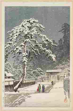 Kawase Hasui (1883–1957)