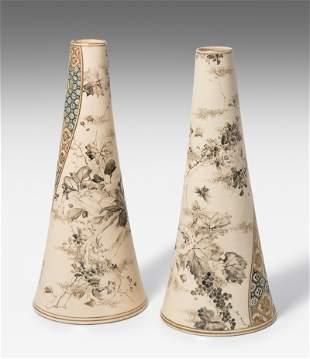 1 Paar Satsuma Vasen