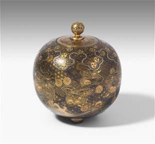 Räuchergefäss (Kôro) von Komai Otojirô (1842–1917)