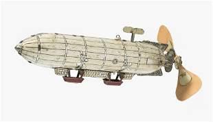 "Günthermann-Luftschiff ""Zeppelin"""