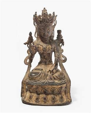 Figur einer Guanyin