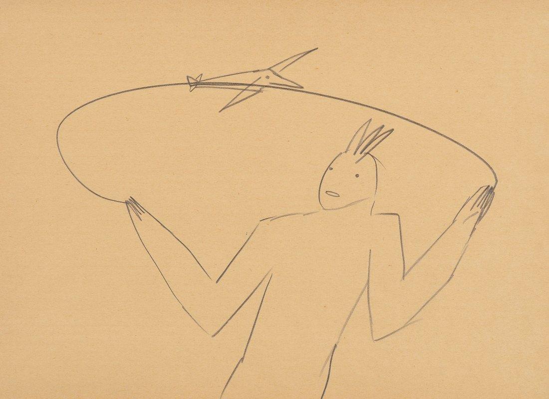 IKEMURA, Leiko (Tsu, Mie 1951) Lot von vier Zeichnungen