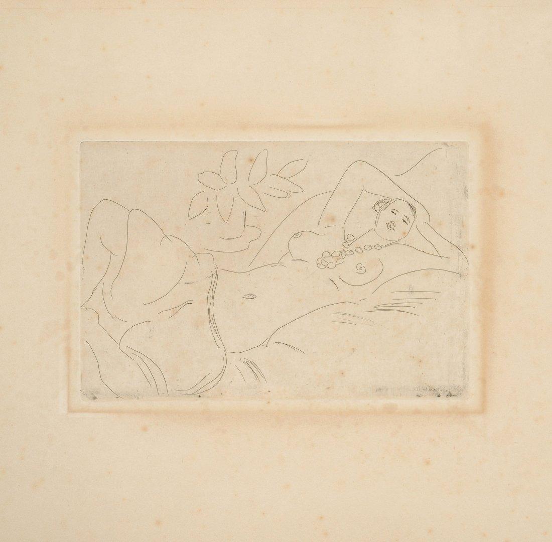 MATISSE, Henri (Cateau 1869–1954 Nice)