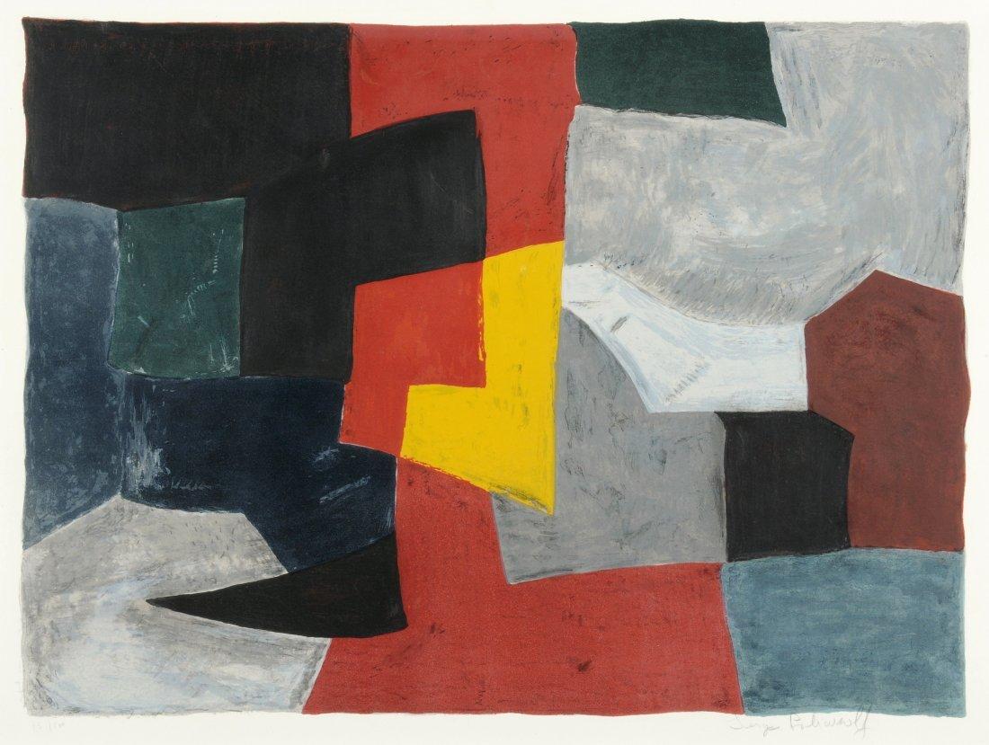 POLIAKOFF, Serge (Moskau 1906–1969 Paris)