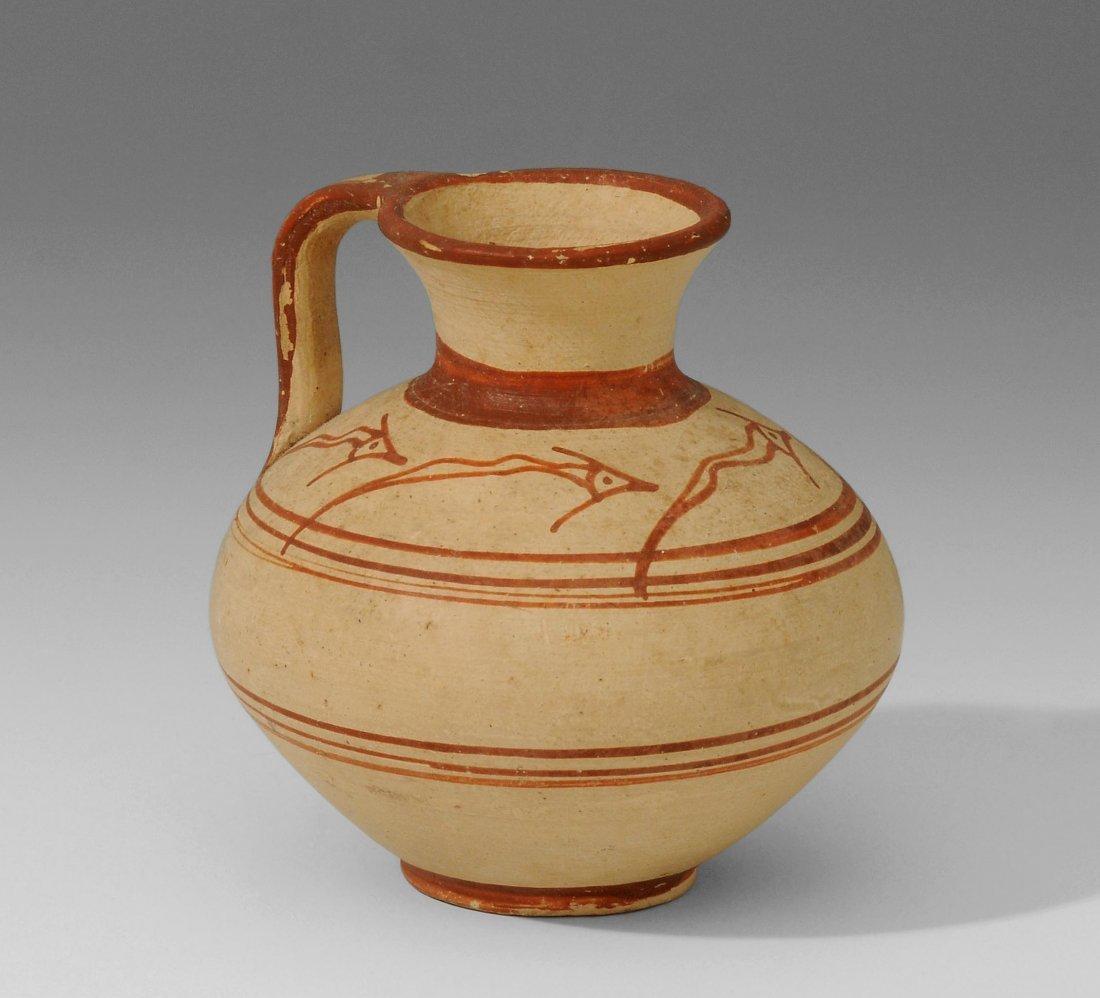 Henkelkännchen Spätmykenisch, um 1200 v.Chr.