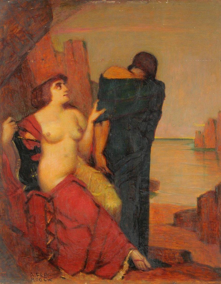 Frey-Moock, Adolf (Jona 1881–1954 Egnach) Odysseus und