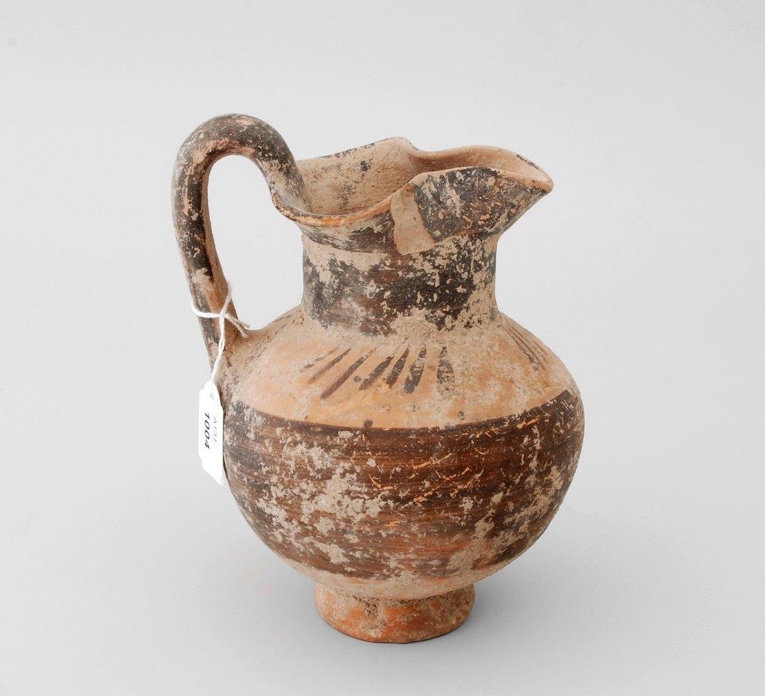 Henkelkrug Griechisch, Phrygische Kultur, ca. 7.Jh. v.