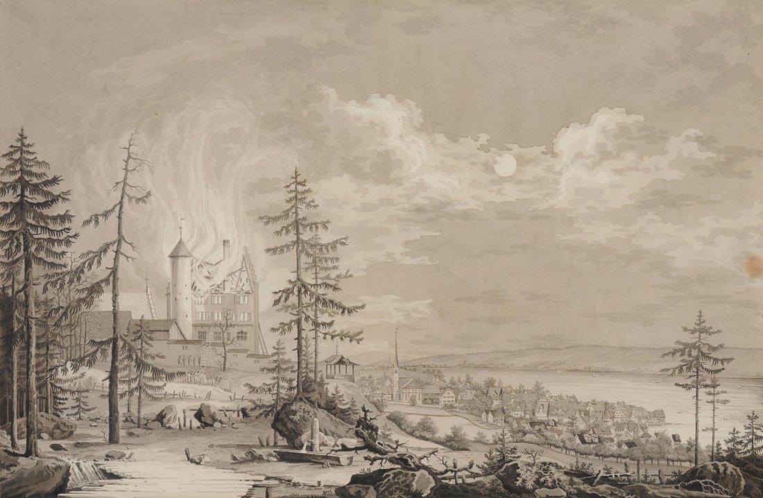 Aschmann, Johann Jakob (1747 Thalwil 1809) Vorstellung