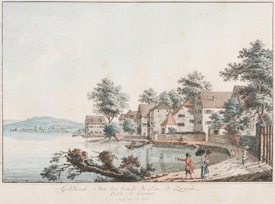Bleuler, Johann Heinrich (Zollikon 1758–1823