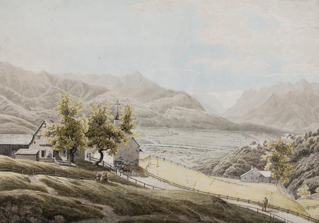 Freuler, Bernhard (1796 Schaffhausen 1858),