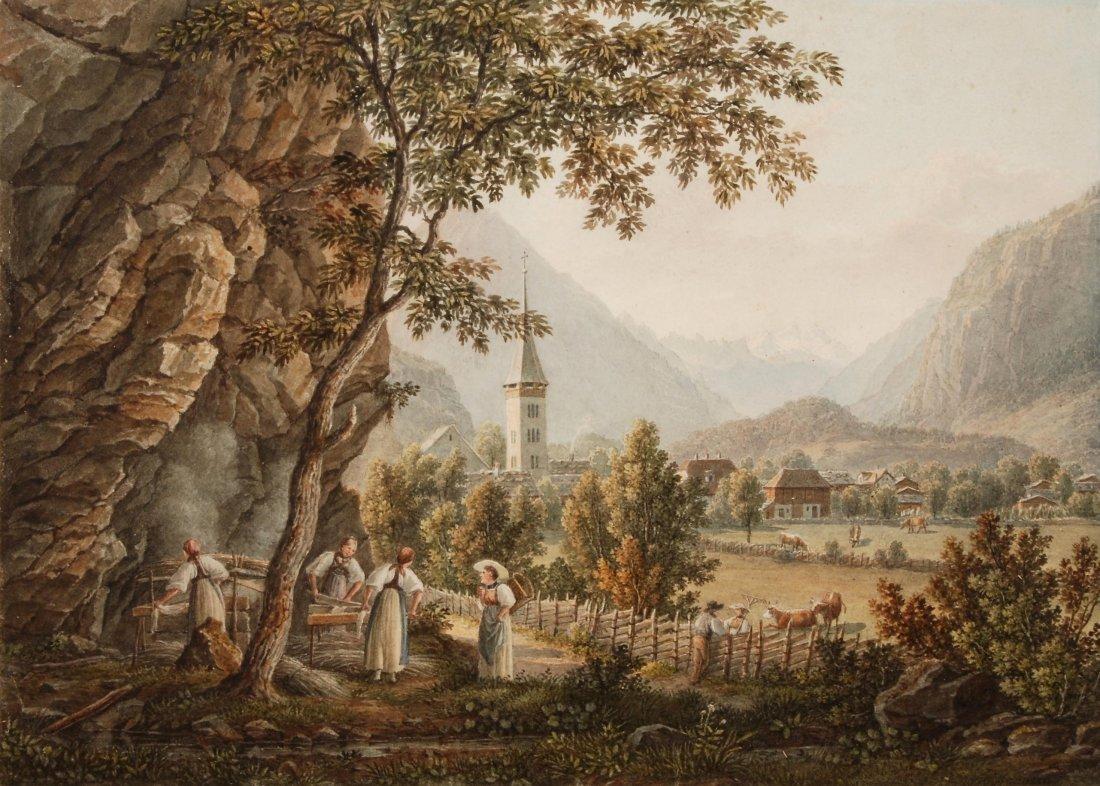 Lory, Gabriel père (1763 Bern 1840), zugeschrieben